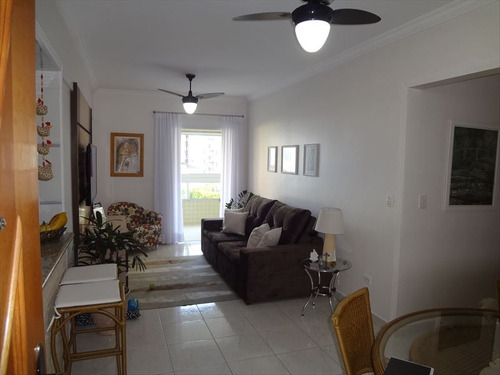 ref.: 102317700 - apartamento em praia grande, no bairro guilhermina - 2 dormitórios