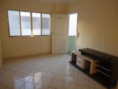 ref.: 102318201 - apartamento em praia grande, no bairro guilhermina - 2 dormitórios