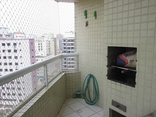 ref.: 102318600 - apartamento em praia grande, no bairro guilhermina - 2 dormitórios