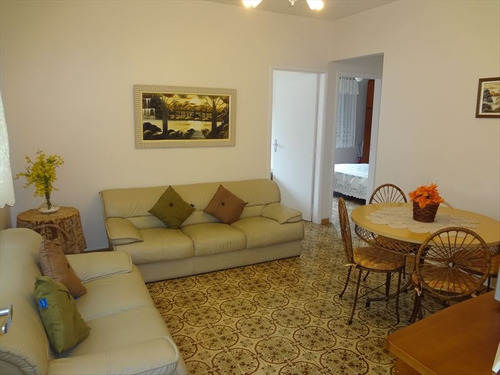 ref.: 102319000 - apartamento em praia grande, no bairro guilhermina - 2 dormitórios