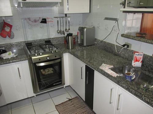 ref.: 102319900 - apartamento em praia grande, no bairro boqueirao - 2 dormitórios