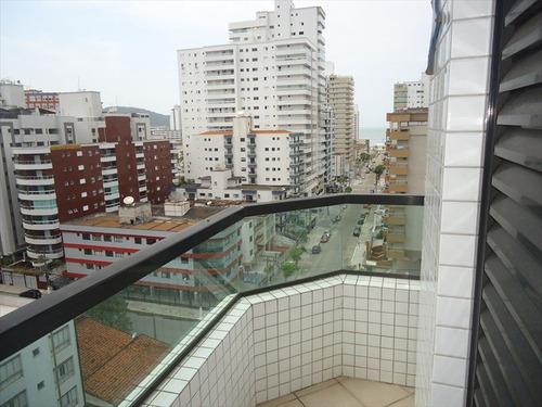 ref.: 102321701 - apartamento em praia grande, no bairro guilhermina - 2 dormitórios