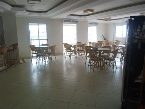 ref.: 102323700 - apartamento em praia grande, no bairro guilhermina - 2 dormitórios