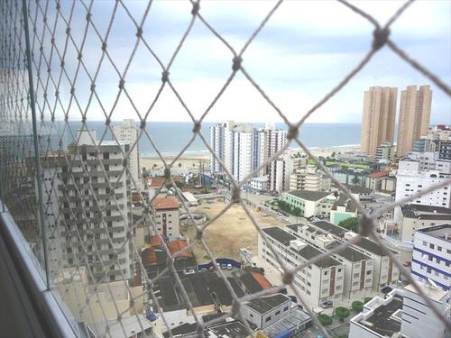 ref.: 102324104 - apartamento em praia grande, no bairro boqueirao - 2 dormitórios