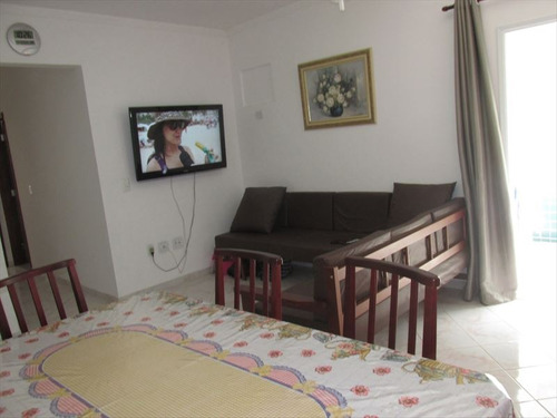 ref.: 102324900 - apartamento em praia grande, no bairro guilhermina - 2 dormitórios