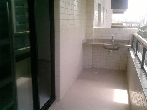 ref.: 102326000 - apartamento em praia grande, no bairro caicara - 2 dormitórios
