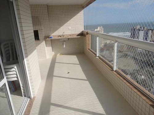 ref.: 102327904 - apartamento em praia grande, no bairro boqueirao - 2 dormitórios