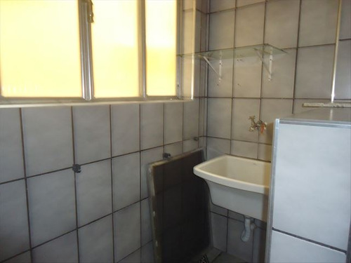 ref.: 102330501 - apartamento em praia grande, no bairro guilhermina - 2 dormitórios