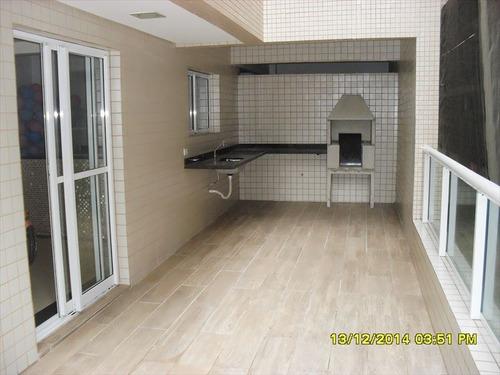 ref.: 102330800 - apartamento em praia grande, no bairro forte - 2 dormitórios