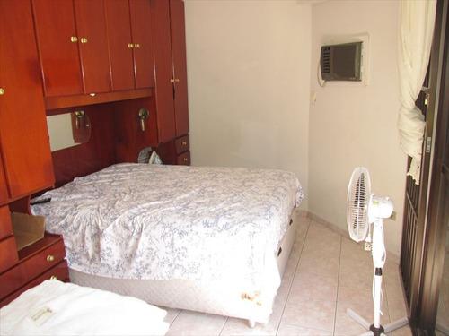ref.: 102331800 - apartamento em praia grande, no bairro forte - 2 dormitórios