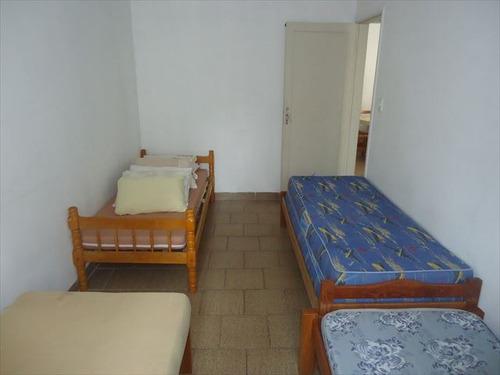 ref.: 102332201 - apartamento em praia grande, no bairro guilhermina - 2 dormitórios
