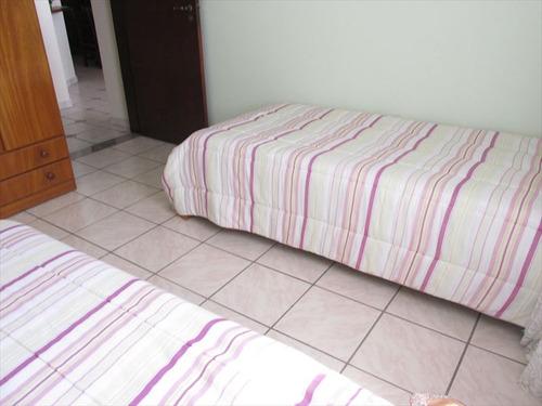 ref.: 102332800 - apartamento em praia grande, no bairro guilhermina - 2 dormitórios