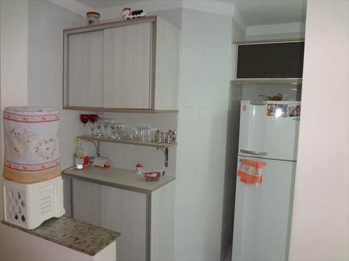 ref.: 102333501 - apartamento em praia grande, no bairro guilhermina - 2 dormitórios