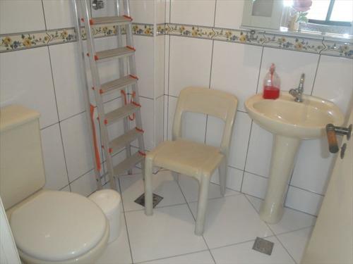 ref.: 102339900 - apartamento em praia grande, no bairro guilhermina - 2 dormitórios