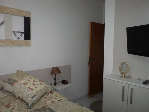 ref.: 102341700 - apartamento em praia grande, no bairro guilhermina - 2 dormitórios