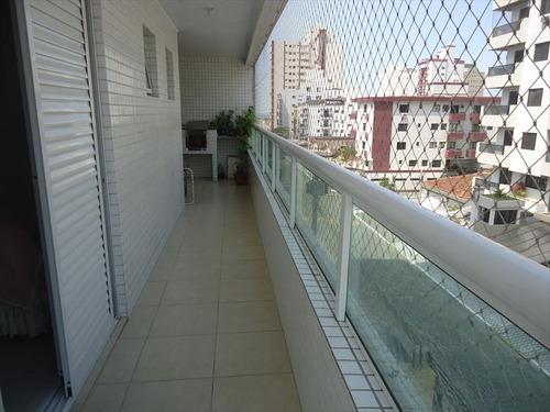 ref.: 102343601 - apartamento em praia grande, no bairro guilhermina - 2 dormitórios