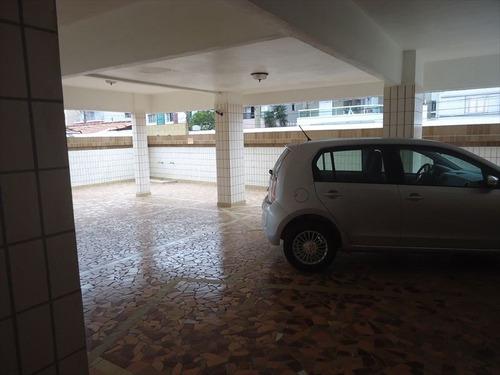 ref.: 102343701 - apartamento em praia grande, no bairro guilhermina - 2 dormitórios