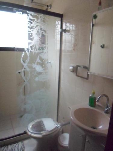 ref.: 102343800 - apartamento em praia grande, no bairro guilhermina - 2 dormitórios