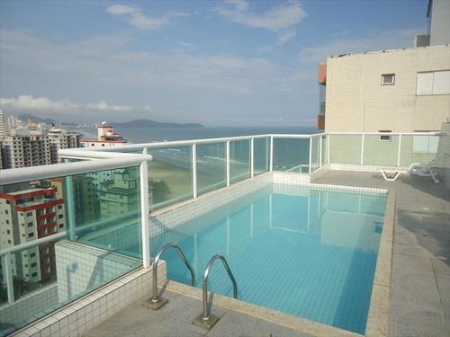 ref.: 102344101 - apartamento em praia grande, no bairro ocian - 2 dormitórios