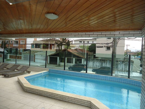 ref.: 102344701 - apartamento em praia grande, no bairro boqueirao - 2 dormitórios