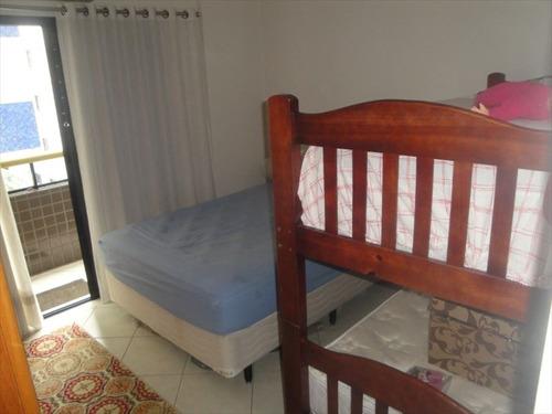 ref.: 102346500 - apartamento em praia grande, no bairro guilhermina - 2 dormitórios