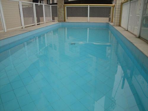 ref.: 102347200 - apartamento em praia grande, no bairro guilhermina - 2 dormitórios