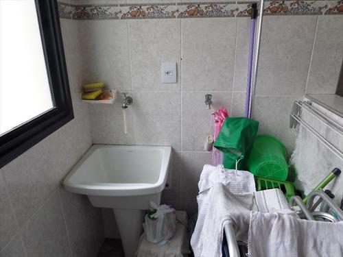 ref.: 102347501 - apartamento em praia grande, no bairro guilhermina - 2 dormitórios