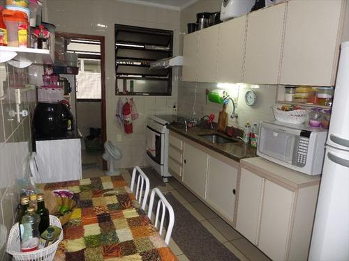 ref.: 102348101 - apartamento em praia grande, no bairro boqueirao - 2 dormitórios
