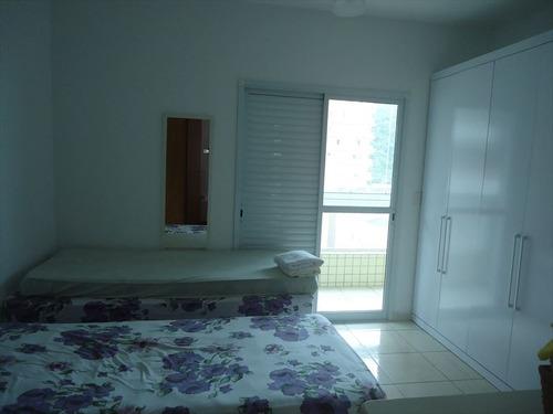 ref.: 102348901 - apartamento em praia grande, no bairro forte - 2 dormitórios