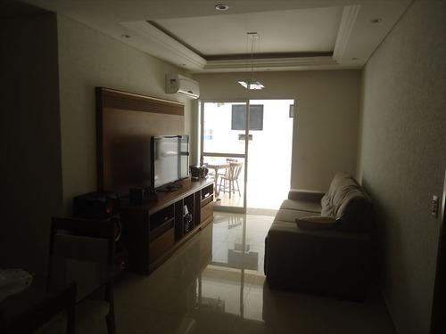 ref.: 102349101 - apartamento em praia grande, no bairro guilhermina - 2 dormitórios