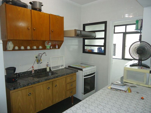 ref.: 102349601 - apartamento em praia grande, no bairro guilhermina - 2 dormitórios
