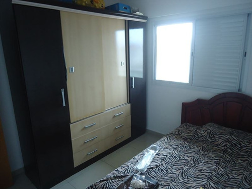 ref.: 102349801 - apartamento em praia grande, no bairro guilhermina - 2 dormitórios
