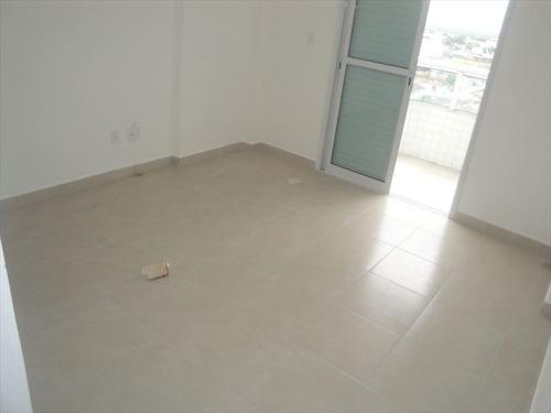 ref.: 102350100 - apartamento em praia grande, no bairro guilhermina - 2 dormitórios