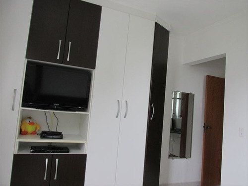 ref.: 102351100 - apartamento em praia grande, no bairro aviacao - 2 dormitórios