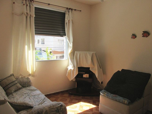 ref.: 102351604 - apartamento em praia grande, no bairro forte - 2 dormitórios