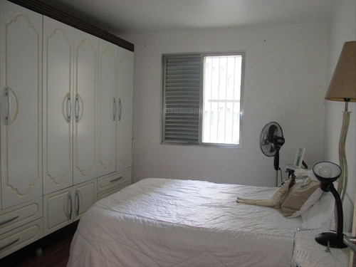 ref.: 102354800 - apartamento em praia grande, no bairro boqueirao - 2 dormitórios