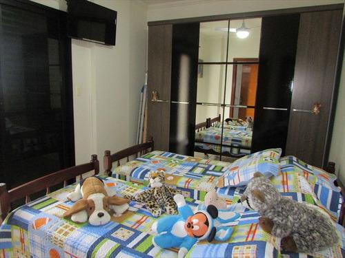 ref.: 102355104 - apartamento em praia grande, no bairro guilhermina - 2 dormitórios