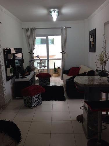 ref.: 102355701 - apartamento em praia grande, no bairro guilhermina - 2 dormitórios