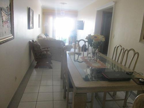 ref.: 102355800 - apartamento em praia grande, no bairro guilhermina - 2 dormitórios