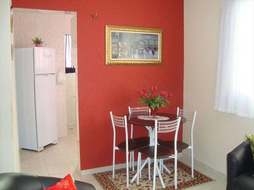 ref.: 102356401 - apartamento em praia grande, no bairro guilhermina - 2 dormitórios