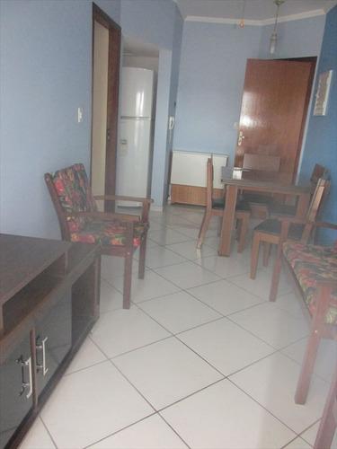ref.: 102356600 - apartamento em praia grande, no bairro guilhermina - 2 dormitórios