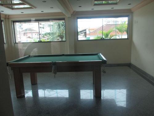 ref.: 102359300 - apartamento em praia grande, no bairro guilhermina - 2 dormitórios