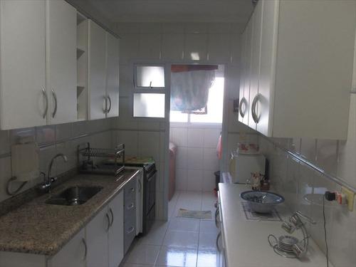ref.: 102359800 - apartamento em praia grande, no bairro guilhermina - 2 dormitórios