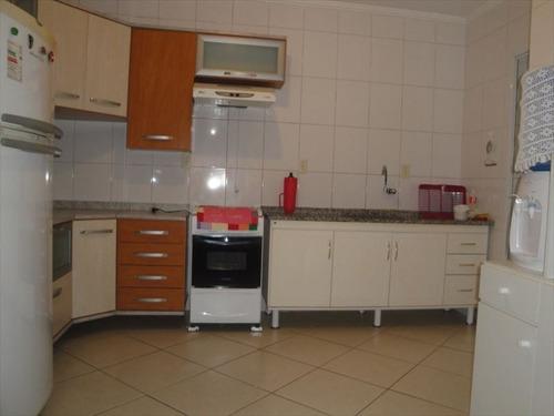 ref.: 102360100 - apartamento em praia grande, no bairro guilhermina - 2 dormitórios