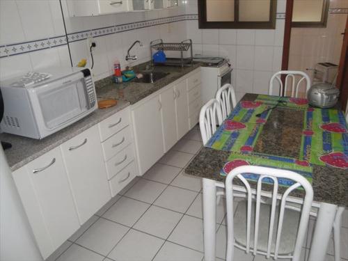 ref.: 102360200 - apartamento em praia grande, no bairro guilhermina - 2 dormitórios