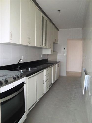 ref.: 102360800 - apartamento em praia grande, no bairro guilhermina - 2 dormitórios