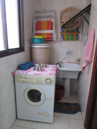 ref.: 102361004 - apartamento em praia grande, no bairro guilhermina - 2 dormitórios