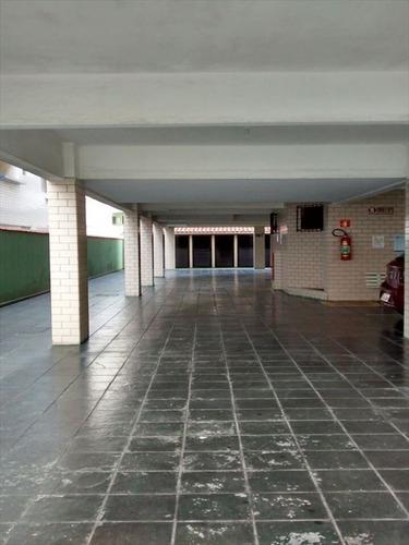 ref.: 102361100 - apartamento em praia grande, no bairro guilhermina - 2 dormitórios