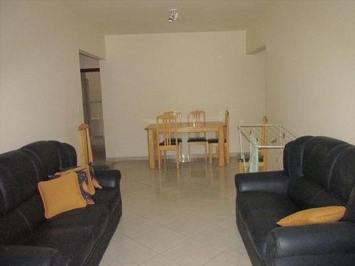 ref.: 102363200 - apartamento em praia grande, no bairro guilhermina - 2 dormitórios