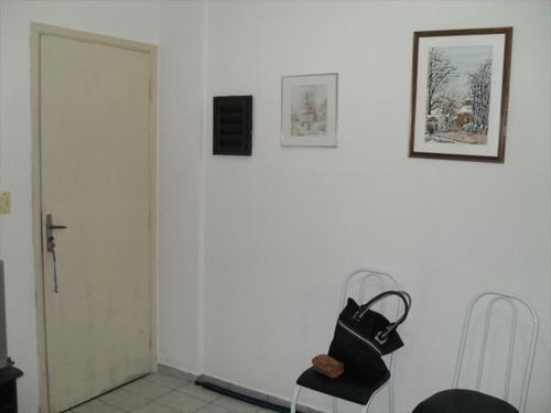 ref.: 102363900 - apartamento em praia grande, no bairro guilhermina - 2 dormitórios